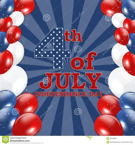 Fourth Of July, Independence Day Of The United States ...