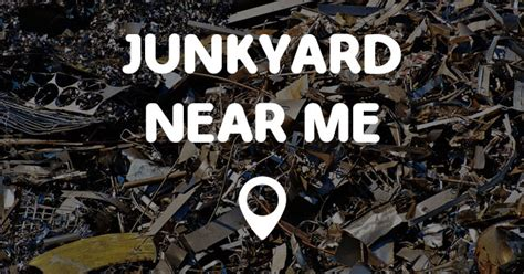 junkyard   points
