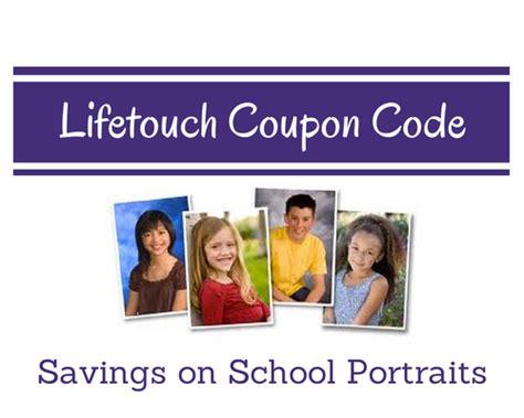 lifetouch coupon code savings  school portaits