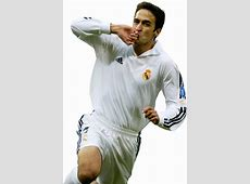 Raul Gonzalez football render 29709 FootyRenders