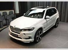 Kelleners Sport BMW X5 xDrive50i Shows Up in Abu Dhabi