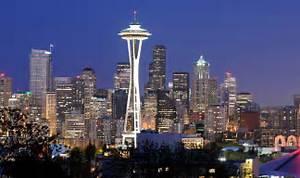 ... voyage to Seattle, Washington, United States, North America Washington