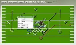 Football Play Diagram Software Free  U2013 Free Football Play