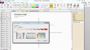 Drawing Diagrams  Graphs And Text - Onenote Skills