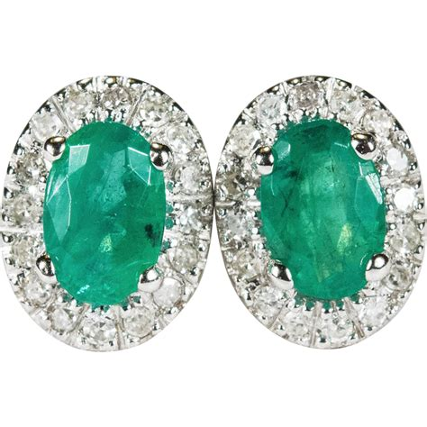 Vintage Genuine Emerald Diamond Earrings 10k Gold Pierced. Italian Gold Anklet. Yellow Gold Jewellery. Black Stone Rings. Kelly Dog Bracelet. Wrap Wedding Rings. Jeweled Rings. Cut Bands. Simple Womens Wedding Band