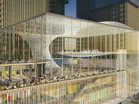 hudson yards mall stylus