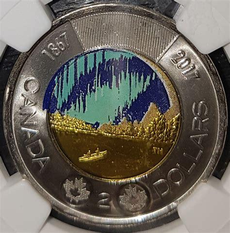numicanada  dollars  valeur des pieces de monnaie canadiennes