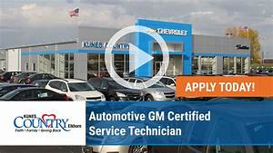 Jobs Available at Kunes Country Chevrolet GMC Buick of ...