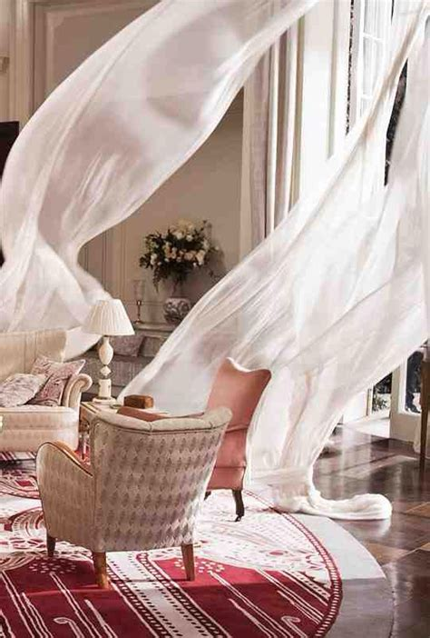 daisy white curtains the great gatsby gatsby