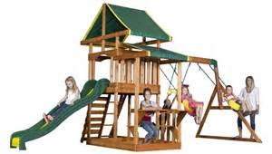 Backyard Discovery Swing Set, Playset, Playhouse, Dog