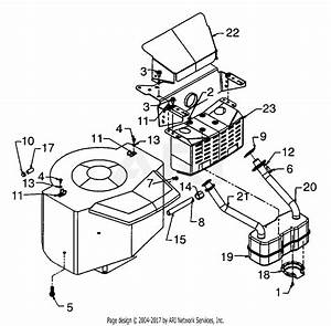 Mtd 13a4662f129  2001  Parts Diagram For Engine