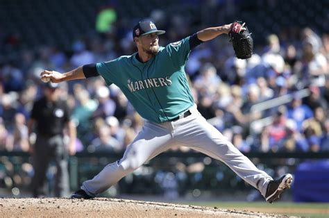 mariners designate shawn armstrong  assignment mlb