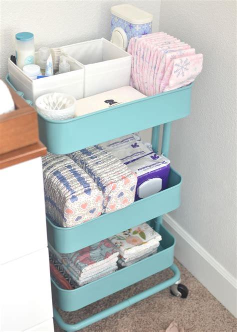 creative nursery organizing ideas making  baby room