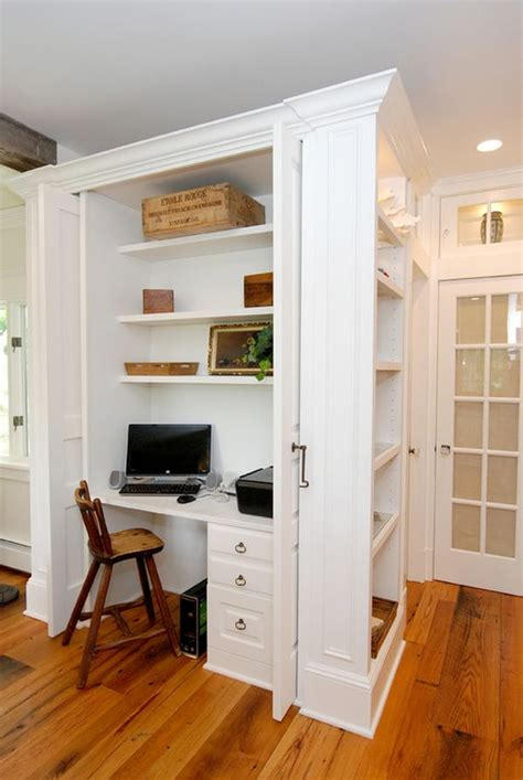 sneaky storage solutions for small spaces