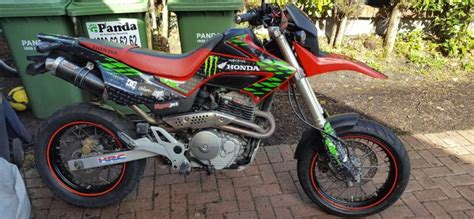 Honda Fmx 650 Supermoto For Sale In Dundrum, Dublin From