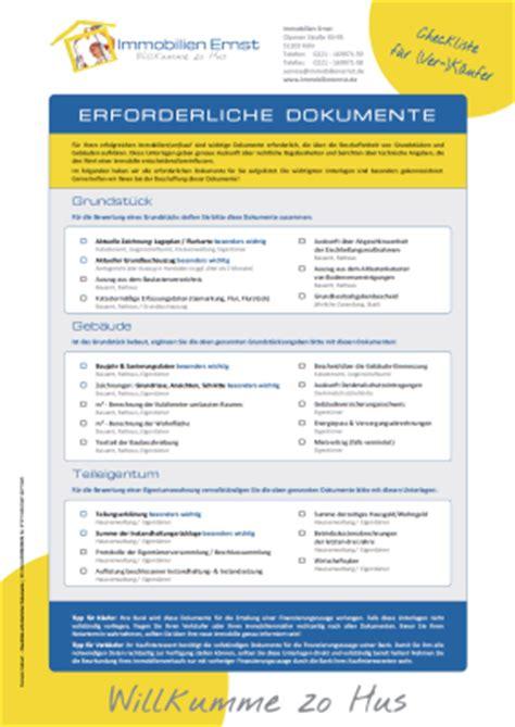 vorlagen checklisten und formulare fuer immobilienmakler
