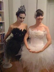 Black Swan Kostüm Selber Machen : barbara p black swan costume halloween pinterest kost m ~ Frokenaadalensverden.com Haus und Dekorationen