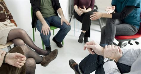 Group Therapy Session ⋆ Sandra Hall, LMHC, CAP, CRC, PA