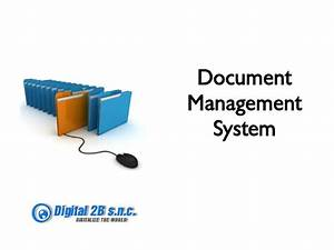 document management systems digital 2b snc With home document management system