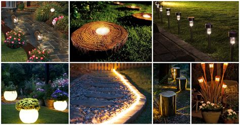10 Awesome Pathway Lighting Ideas You Should Not Miss