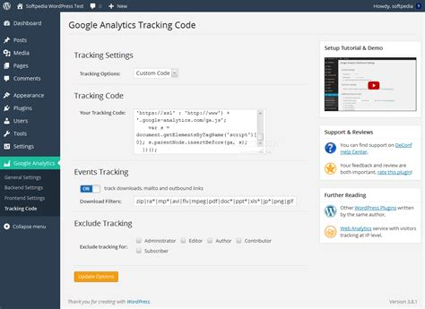 Google Analytics Dashboard For Wp Download