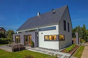 Haus Mit Satteldach 25 Grad : kundenreferenz haus vettel hausgalerie detailansicht ~ Lizthompson.info Haus und Dekorationen