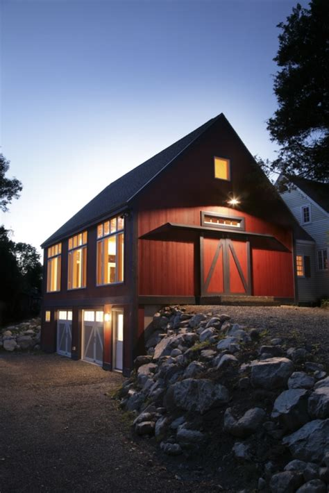 barn addition  basement walk  yankee barn homes barn style house pole barn homes