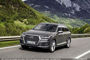2017 Audi Q7 Now Available With 2 0