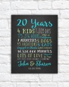 45th wedding anniversary gift ideas for parents best 25 20th anniversary gifts ideas on 30 year anniversary gift anniversary by