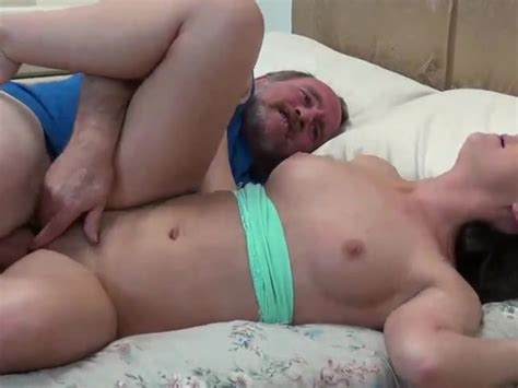 Teen Girl Having Sex With Her Father