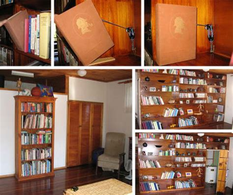Secret Room Bookcase by Brilliant Bookcases 20 Best Bookshelf Bookcase Designs