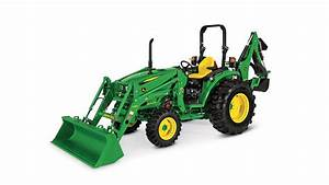 John Deere 4044r Compact Utility Tractor Maintenance Guide