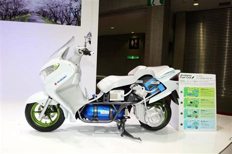 Suzuki Forms Joint Venture For Developing Fuel Cell