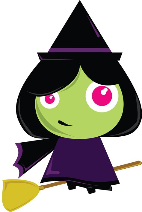 Free Witch Clip Art Pictures Clipartix