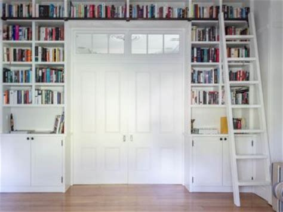 Custom Bookshelves Northern Beaches Sydney