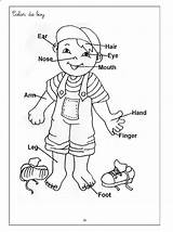 Human Coloring Pages sketch template