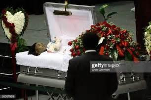 Chris Henry Funeral Open Casket