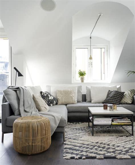 canape ikea stockholm salón moderno tendencias originales para 2015