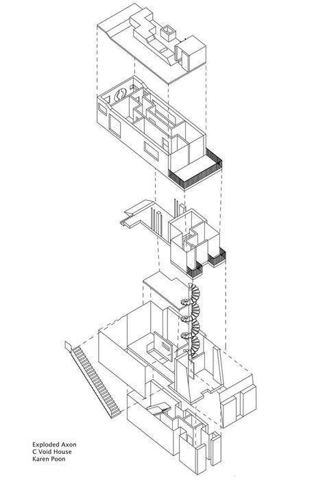 exploded axonometric diagram  whymingdeviantartcom