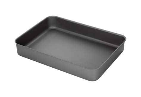 kitchen tray storage stellar anodised roasting tray 42 x 30cm 3390