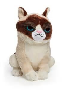 grumpy cat plush grumpy cat plush thinkgeek