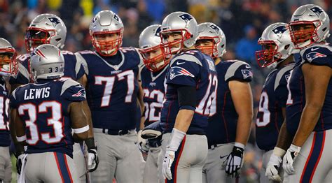 england patriots  schedule released trifecta network
