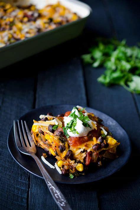 mexican tortilla casserole recipe savory simple