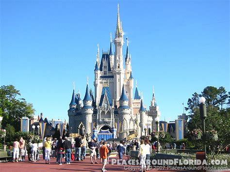 Cinderellas Castle - Disney's Magic Kingdom Photo Gallery