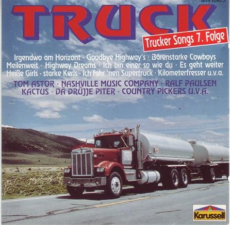 They also compiled a youtube playlist for quick access, but we thought we would do you one better and. Trucker Songs, Folge 7 (CD, Compilation)   Discogs