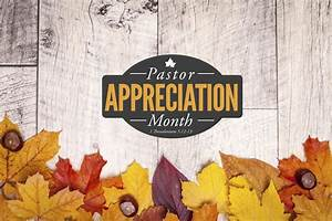 Ten ways to appreciate your Pastor | The Good Book Blog