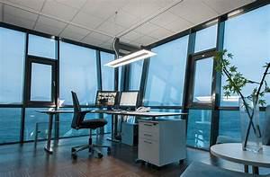 Beleuchtung Am Arbeitsplatz : stromsparende led beleuchtung f r ihre b ro objekteinrichtung ~ Orissabook.com Haus und Dekorationen
