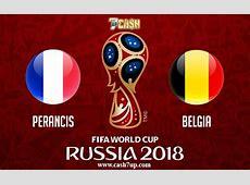 Prediksi Perancis vs Belgia 11 Juli 2018 Piala Dunia 2018