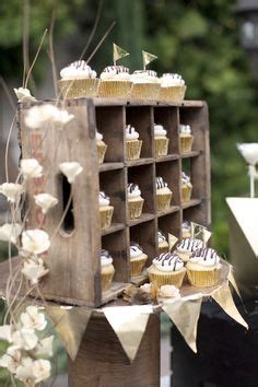 diy barn cupcake stand dessert table cakes and such pinterest wedding wedding cake