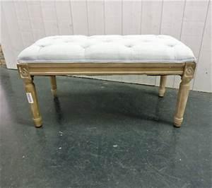 Bout De Lit Capitonné : meubles de chambre ~ Melissatoandfro.com Idées de Décoration